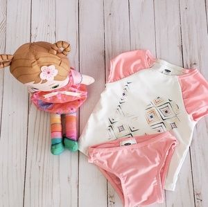 Old navy Baby Girls Swimsuit